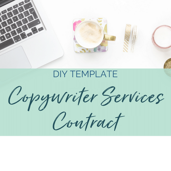 copywriter services contract copywrite services contract copy services contract diy legal templates sam vander wielen online creatives