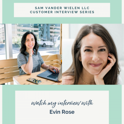 From 'Flying Under The Radar' To Fearlessly Visible And Growing Fast: Evin Rose Shares Her Story [INTERVIEW RECORDING]