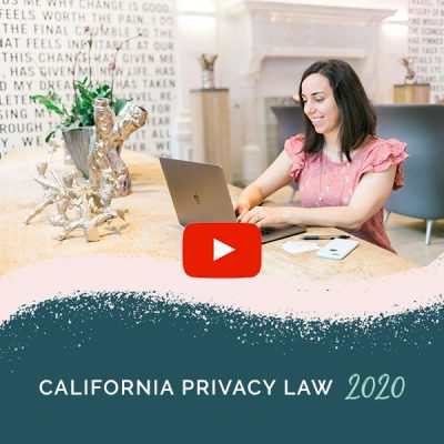 New California Privacy Law: What's It Mean For You?