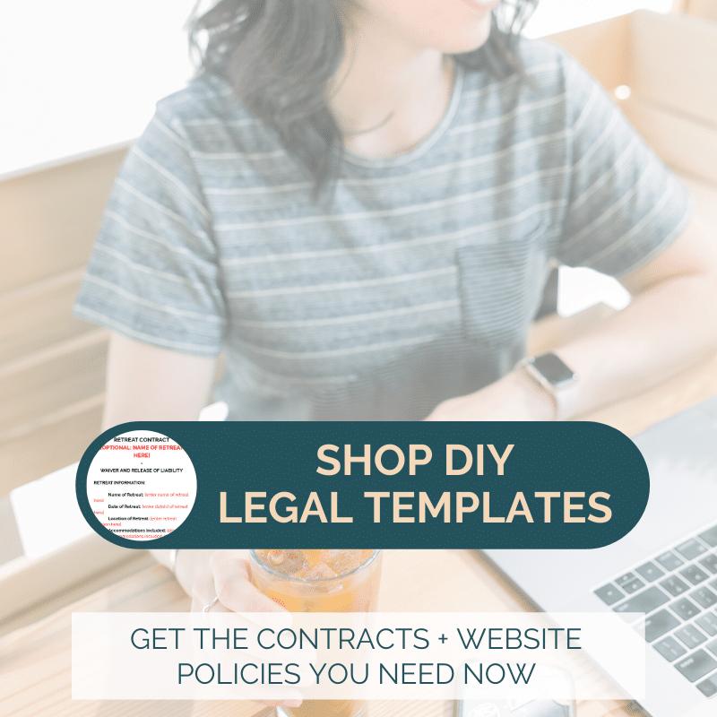 diy legal templates