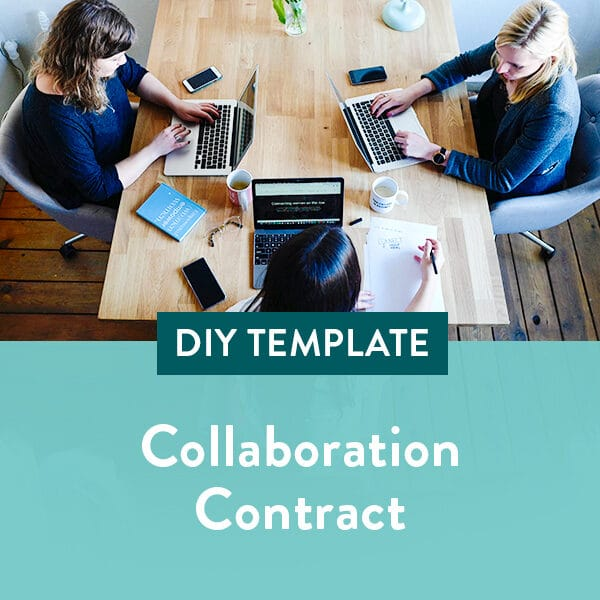 Collaboration-Contract-Template