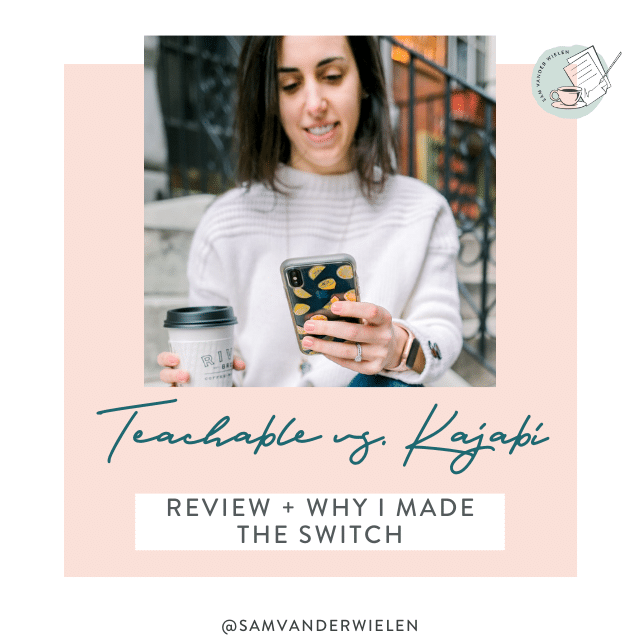 Kajabi vs Teachable: Review
